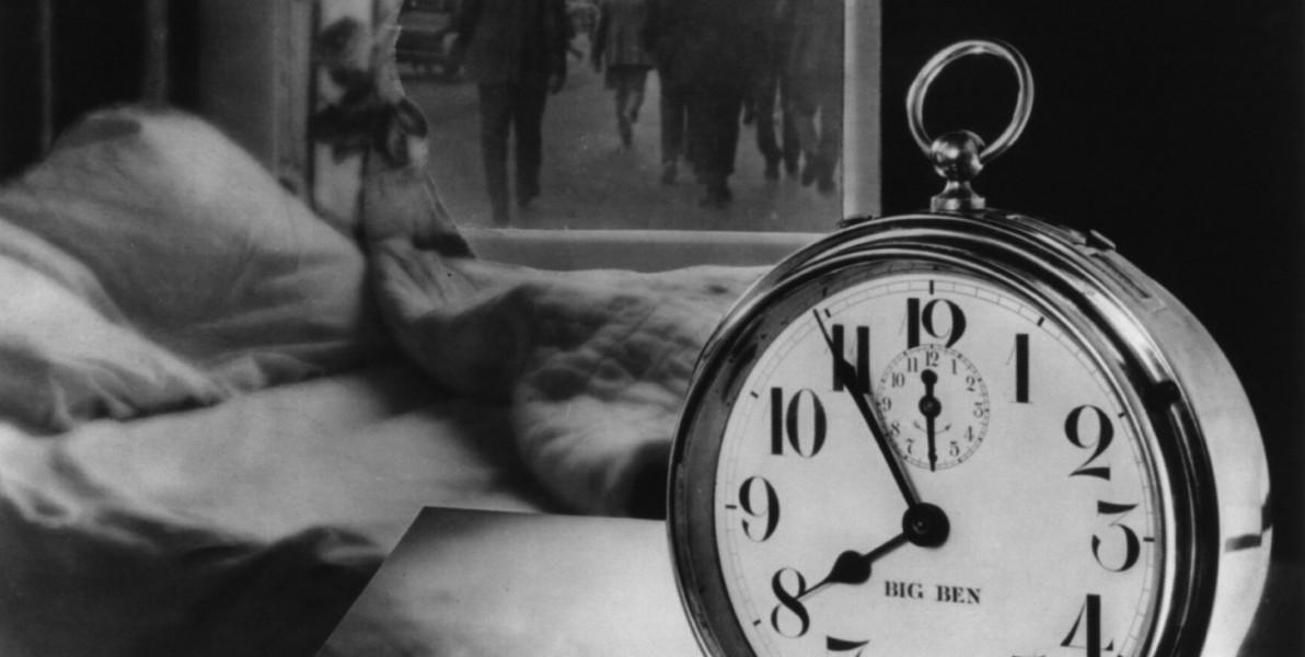 Big Ben alarm clock ad image
