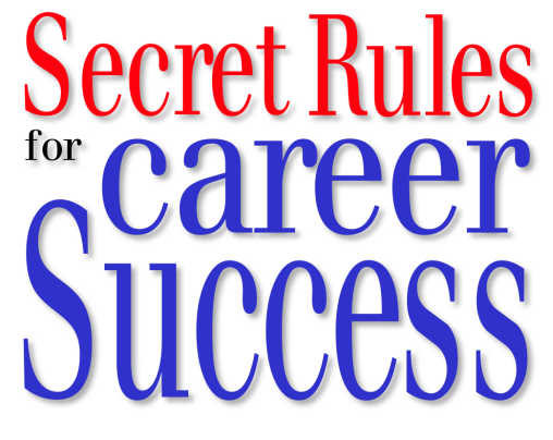 Secret Rules for Career Success logo