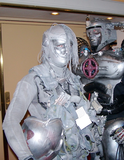 Cosplay at DragonCon 2003